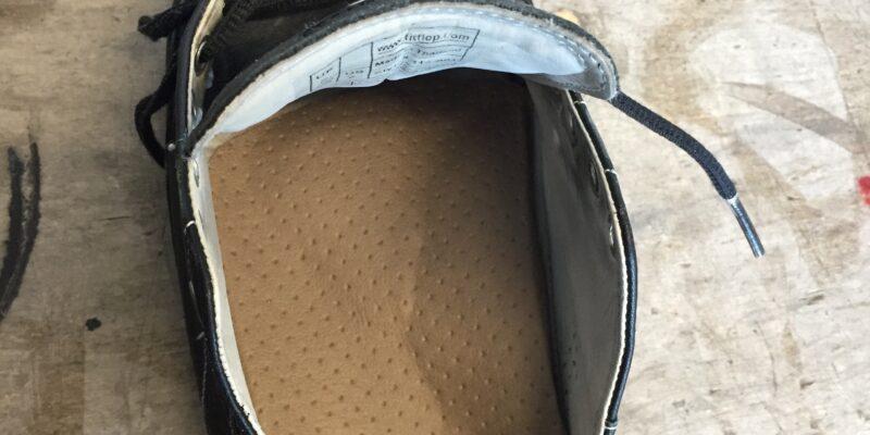 Schoenaanpassing